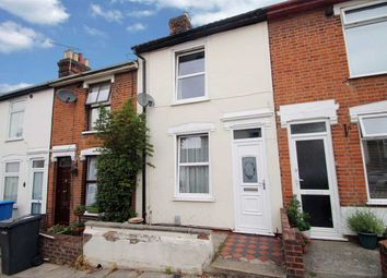Thumbnail 3 bedroom terraced house for sale in Hayhill Road, Ipswich