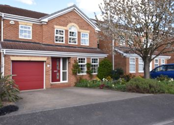 Thumbnail 4 bed detached house for sale in Westerdale, Worksop, Nottinghamshire