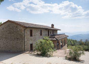 Thumbnail 7 bed country house for sale in Casale Terrazza Sul Tramonto, Passignano Sul Trasimeno, Perugia, Umbria, Italy