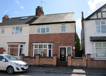 Thumbnail 3 bed property for sale in Owen Street, Coalville