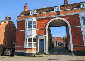 Thumbnail 3 bedroom town house for sale in Gold Street, Saffron Walden