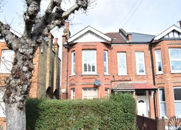 Thumbnail 3 bed flat for sale in Haydon Park Road, London