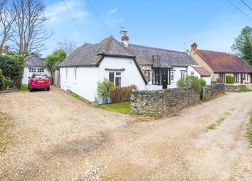 Queens Lane, Farnham, Surrey GU9. 3 bed detached bungalow for sale