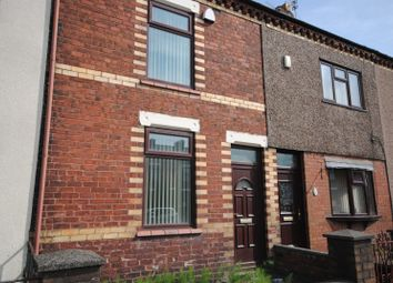 Thumbnail 3 bed terraced house to rent in Bolton Road, Ashton-In-Makerfield, Wigan
