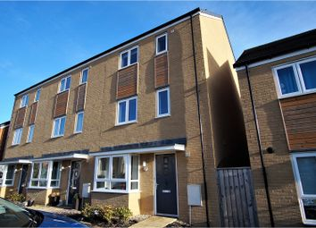 Thumbnail 4 bed end terrace house for sale in Skinners Croft, Charlton Hayes