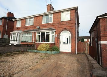 Thumbnail 3 bed semi-detached house for sale in Mellor Street, Packmoor, Stoke-On-Trent