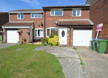 Thumbnail 3 bed terraced house to rent in Tonnant Close, Stubbington, Fareham