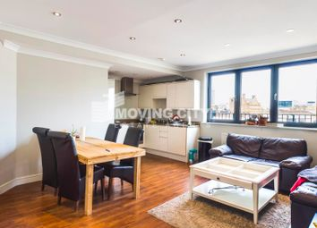 Thumbnail 2 bed flat to rent in Batty Street, London