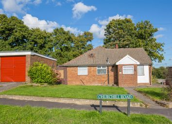 Thumbnail 2 bed semi-detached bungalow for sale in Churchill Road, Heathfield