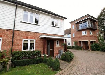 Thumbnail 3 bed end terrace house for sale in Blackthorns, Fleet