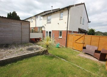 Thumbnail 2 bed end terrace house for sale in Dawes Close, Ogwell, Newton Abbot