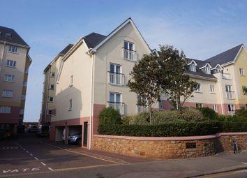 Thumbnail 2 bed flat to rent in La Greve D'azette, St. Clement, Jersey