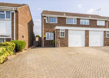 Bronte Close, Larkfield, Kent. 6Ut. ME20. 3 bed semi-detached house