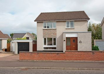 Thumbnail 4 bed detached house for sale in 27 Buchan Drive, Perth