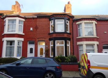 Thumbnail 3 bed terraced house to rent in Rosedale Road, Birkenhead