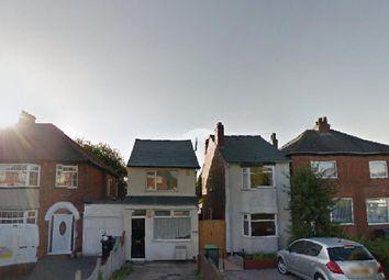 Thumbnail 1 bed flat to rent in Oldbury Road, Birmingham