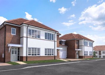 Thumbnail 4 bed semi-detached house for sale in Lockesley Chase, Orpington, Kent