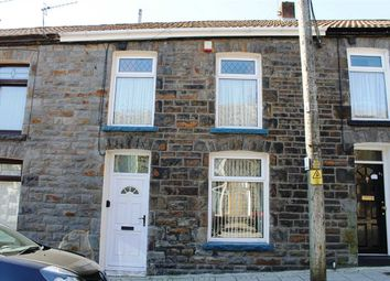 Thumbnail 3 bed terraced house for sale in Alexandra Road, Gelli, Pentre