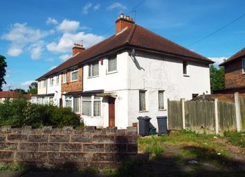 Thumbnail 3 bed semi-detached house for sale in The Ridgeway, Erdington, Birmingham, West Midlands