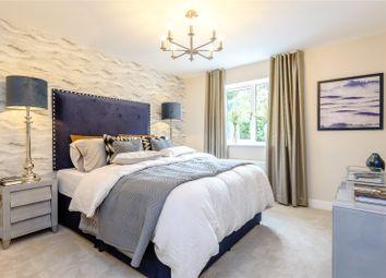 Thumbnail 3 bedroom semi-detached house for sale in Beldam Bridge Gardens, Beldam Bridge Road, West End, Surrey