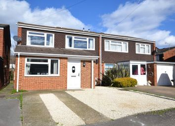 Thumbnail 4 bed semi-detached house for sale in Balmoral Close, Cippenham, Berkshire