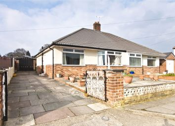 Thumbnail 2 bed semi-detached bungalow for sale in Monica Road, Liverpool, Merseyside