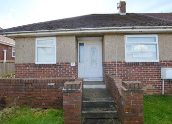 Thumbnail 2 bed semi-detached bungalow to rent in Wylam Road, Stanley