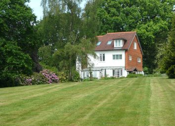 Thumbnail 4 bed detached house to rent in Friday Street, Ockley, Dorking