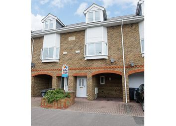 Thumbnail 3 bed town house for sale in Briganda Walk, St Lukes Avenue, Ramsgate