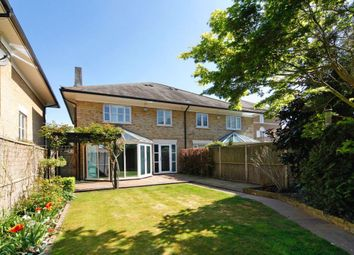 Thumbnail 4 bed semi-detached house to rent in Crofton Avenue, Chiswick, London