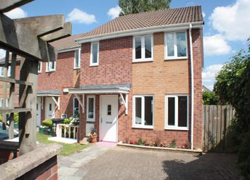 Thumbnail 3 bed end terrace house for sale in Rossiter Grange, Bishopsworth, Bristol