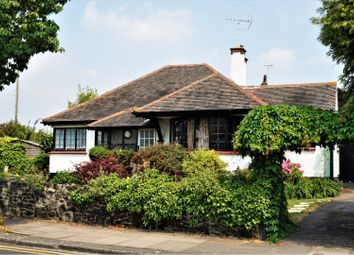 Thumbnail 2 bed detached bungalow for sale in Western Road, Leigh-On-Sea