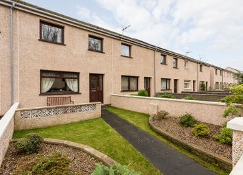 Thumbnail 3 bed terraced house for sale in Fettes Way, Montrose, Angus