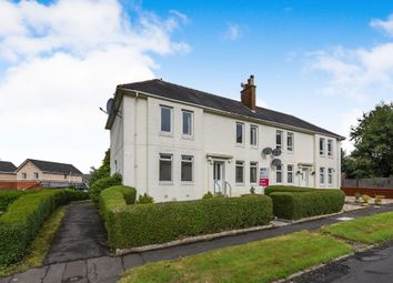 Thumbnail 2 bed flat for sale in Dunnett Avenue, Kilmarnock