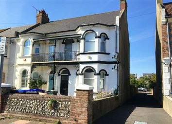 Thumbnail 2 bed flat for sale in Navarino Road, Worthing, West Sussex