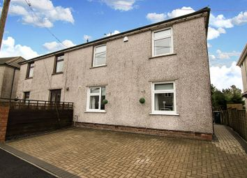 Thumbnail 3 bed semi-detached house for sale in Frost Road, Beaufort, Ebbw Vale