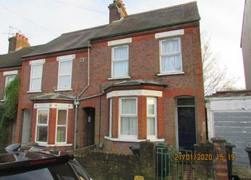 Thumbnail 4 bed semi-detached house for sale in Hillborough Road, Luton, Bedfordshire