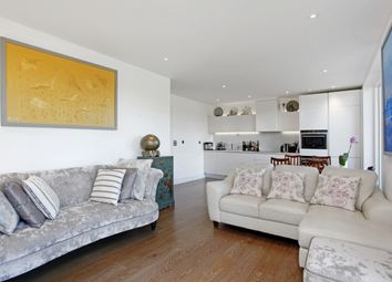 Thumbnail 3 bedroom flat to rent in Tizzard Grove, London