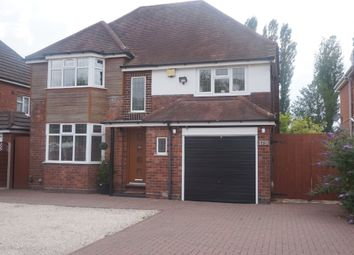Thumbnail 4 bed detached house for sale in Whitehouse Common Road, Sutton Coldfield