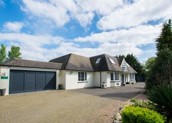 Thumbnail 6 bed detached house to rent in Tylers Causeway, Newgate Street, Hertford