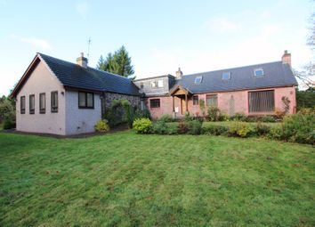 Thumbnail 6 bed detached house for sale in Feus, Auchterarder