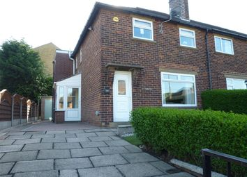 Thumbnail 3 bed end terrace house for sale in Causeway Crescent, Linthwaite, Huddersfield