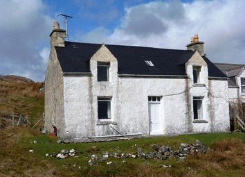 Thumbnail 2 bed detached house for sale in Cluer, Isle Of Harris