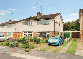 Thumbnail 2 bed semi-detached house for sale in Beauchamps Drive, Wickford