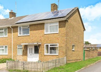 Thumbnail 3 bedroom end terrace house for sale in Roundhill Close, Southampton