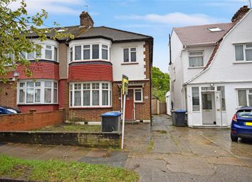 3 bed semi-detached house for sale in Windermere Avenue, Wembley, Middlesex HA9