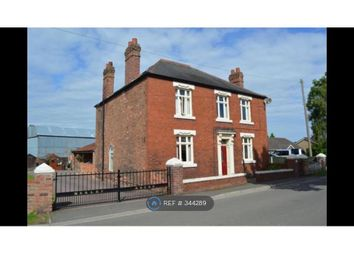 Thumbnail 5 bed detached house to rent in Commonside, Crowle, Scunthorpe