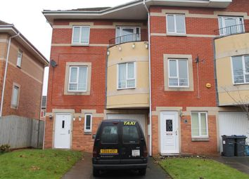 Thumbnail 3 bed end terrace house to rent in Waterside Drive, Hockley, Birmingham