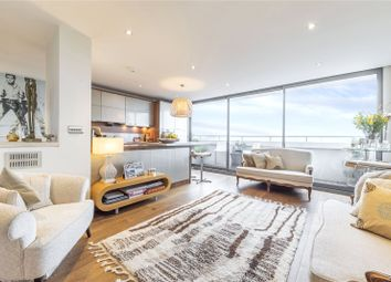 Thumbnail 1 bed flat for sale in Luxborough Tower, Luxborough Street, Marylebone, London