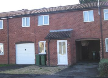Thumbnail 2 bed property to rent in Shenton Close, Whetstone, Leicester